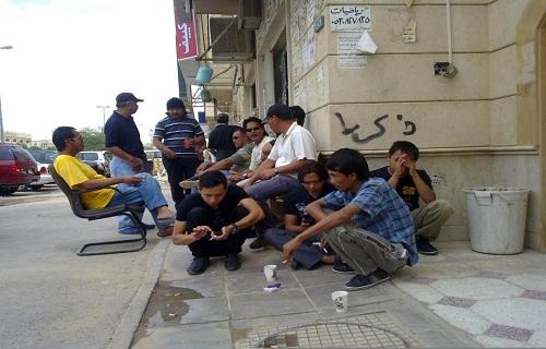 BMI Riyadh Potret Buruh yang Sesungguhnya