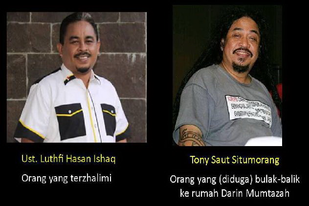 Kader PKS Fitnah Seniman Demi Membela Bandot Tua