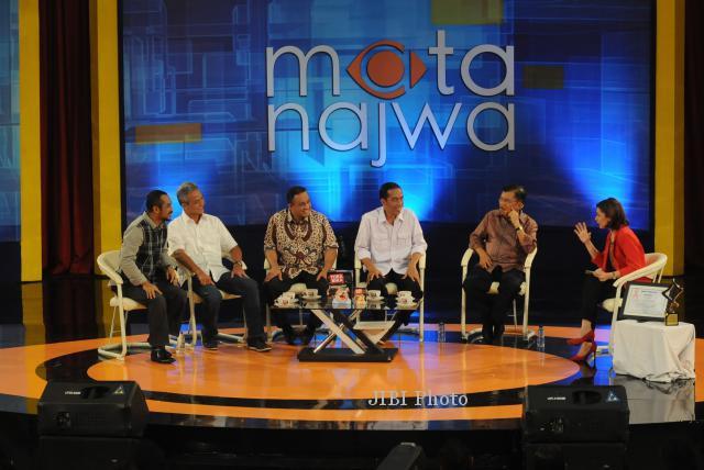Menguak Tabir Lagu Penutup Acara Mata Najwa