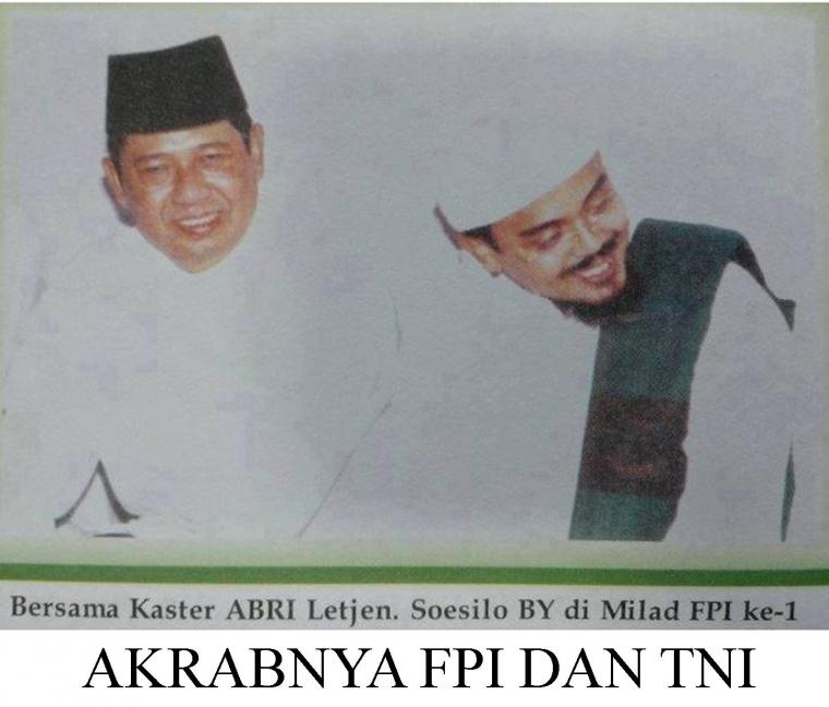 Jangan Bubarkan FPI!