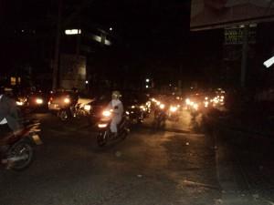 Jalanan di Area UGM Padat, Listrik Padam, Mahasiswa Baru Pun Mengeluh