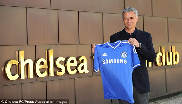 Jose Mourinho Kembali ke Chelsea