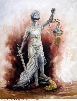 Penegak(an) Hukum di Indonesia Menyebalkan!!