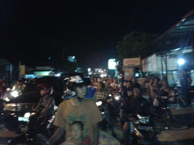 Kemacetan yang Tak Biasa