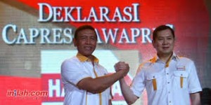 Duet Prematur Wiranto - Harry Tanoe (WHAT)