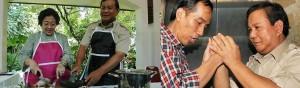 Mengungkap Rahasia: Jokowi, Prabowo, Megawati