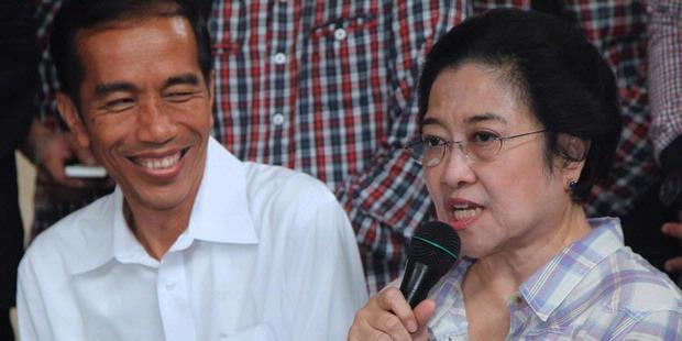 Jokowi dan Megawati, Jangan Diadu Domba