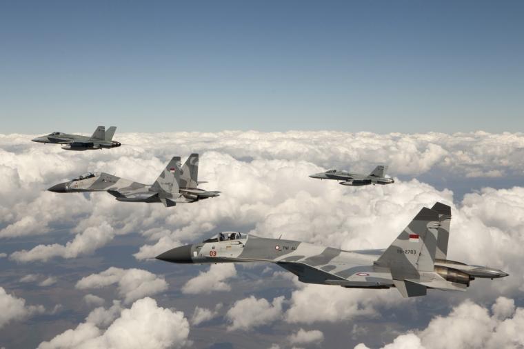 Australia makin Gundah dengan Modernisasi Alutsista TNI AU