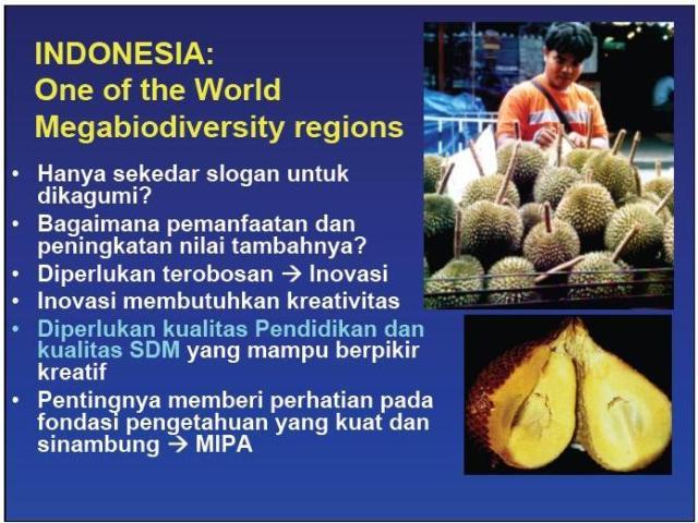 Keanekaragaman Hayati di Indonesia: Pesan dari Ruang Kelas