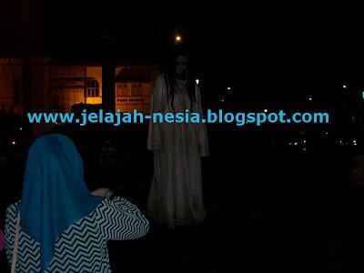 Penampakan Hantu Menyeramkan Di Yogyakarta