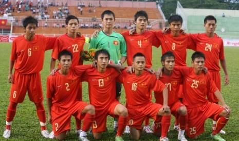 AFF U19: Siaga Satu Garuda! Skuad Vietnam Didominasi Pemain Akademi Arsenal!