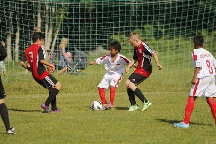Gothia Cup, Kreasi Indonesia Masuk 16 Besar