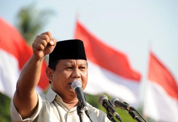 Survey Terbaru Capres 2014: Prabowo Melejit