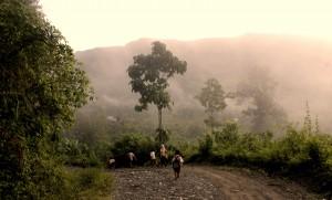 Pendidikan di Pedalaman Balingara Kab. Banggai-Sulteng