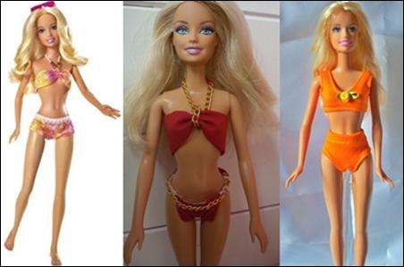 Barbie : Diet (jangan) Sampai Mati