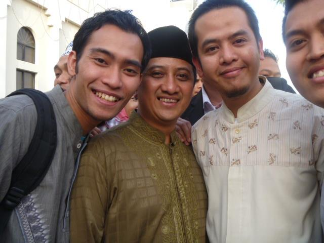 Membaca ''Peta'' Ustad-ustad Indonesia...
