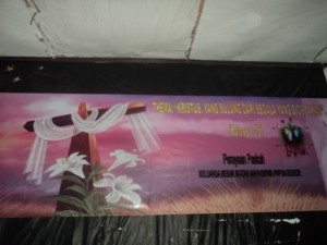 Perayaan Paskah IMAPA Bogor Berlangsung Meriah
