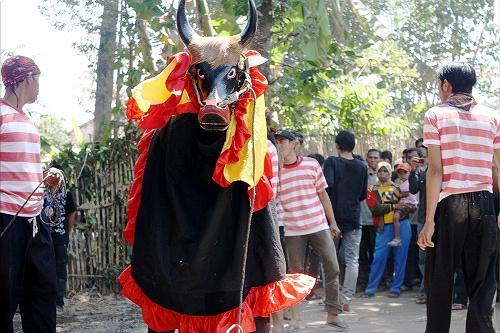 Bantengan, Seni Tradisional Bernuansa Majapahit  yang Harus Dilestarikan