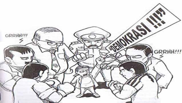 [Catatan] Demokrasi Abal-abal