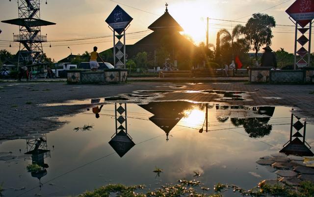 Masjid Agung Demak Sisa dari Sebuah Kerajaan