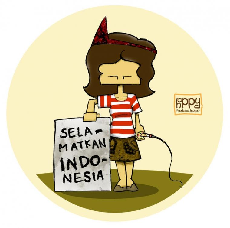 #Save Indonesia