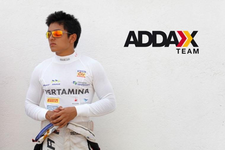Apa kabar Rio Haryanto di Ajang Balap GP Series 2013.?