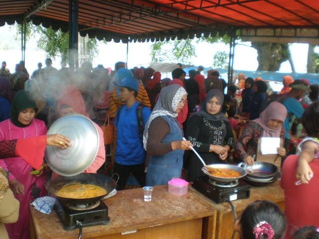 Festival Kuliner Tradisional untuk Emak-emak