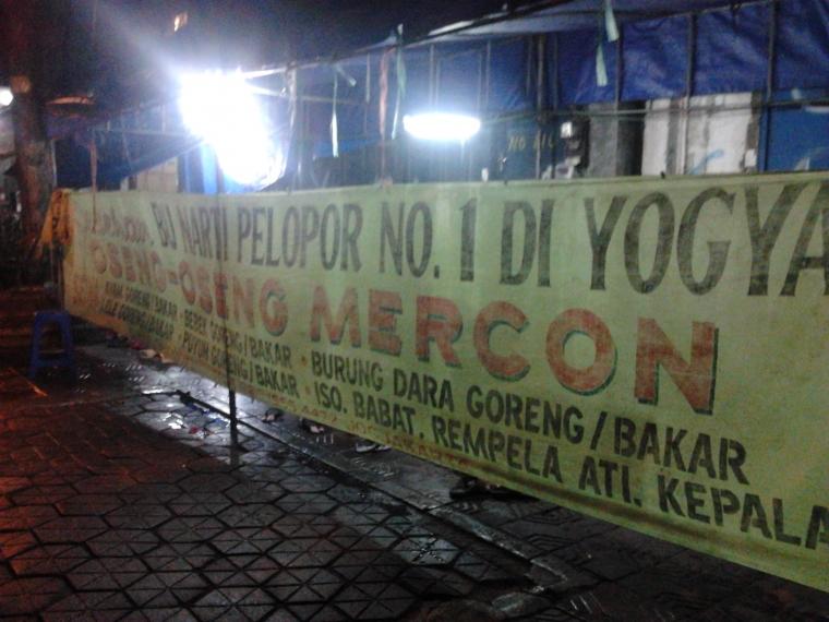 Oseng-Oseng Mercon Jogja vs Bandung