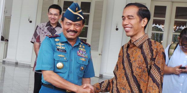 Kilas Kompasiana: Pudarnya Pesona Politis Jokowi hingga Seteru TNI-Polri