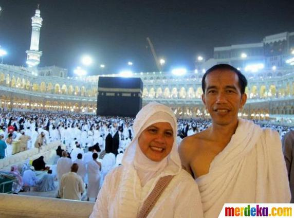 Jokowi Haji atau Enggak Tetap Banyak yang Suka