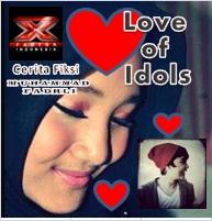 Love of Idols , Kisah Fiksi Berlatar X Factor Indonesia, Fatin dan Mikha