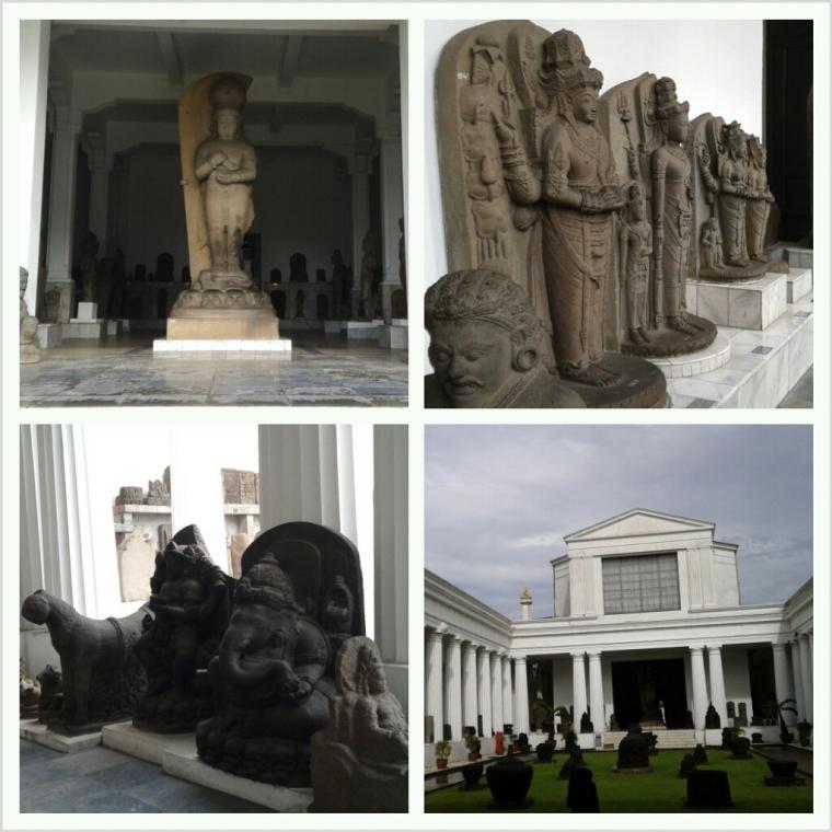 Museum Nasional, Mesin Waktu Sejarah Masa Lampau
