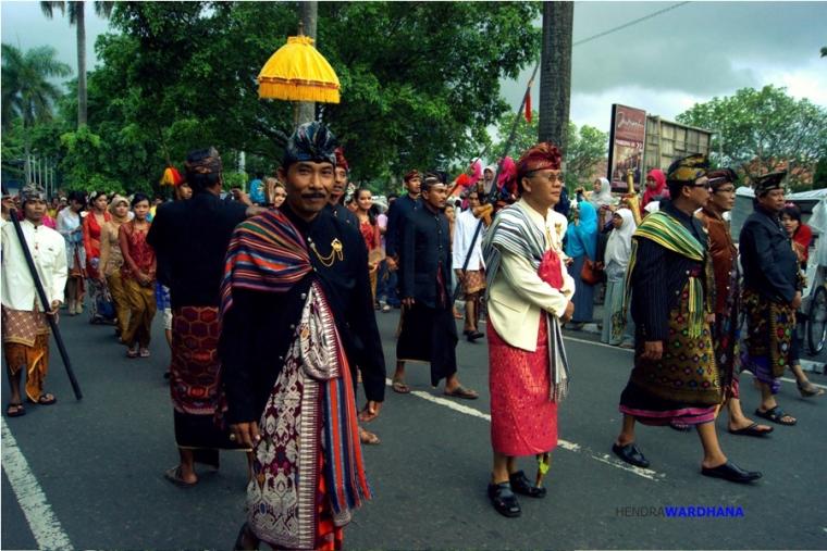 """""""Sasak Day"""": Membaca Lombok dan Persatuan dari Yogyakarta"""