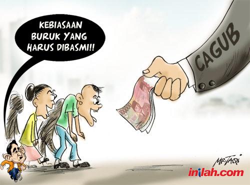 Hentikan Money Politik di Pilgub Jabar !