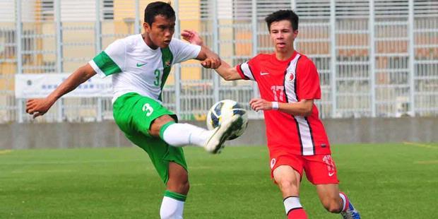 AFF Cup U-19: Laga Ketat dan Melelahkan, Indonesia Sikat Myanmar 2-1