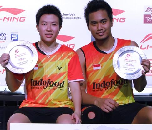 Hasil Final Singapura Terbuka Tahun 2013