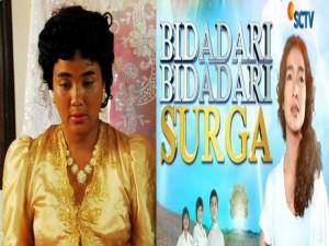 """Tokoh """"Laisa"""" di """"Bidadari-bidadari Surga"""" the Series SCTV Kurang Buruk Rupa"""