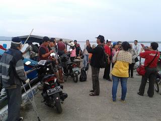 Catatan perjalanan ke Gua Maria Nusakambangan