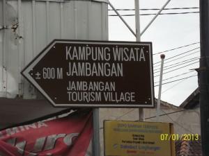 Kampung Jambangan Surabaya jadi Objek Wisata Apik!