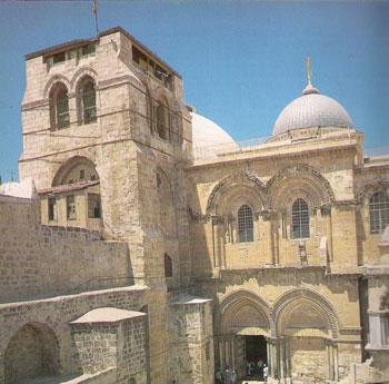 GEREJA MAKAM KUDUS ( THE HOLY SEPULCHRE) JEJAK PLURALISME ISLAM
