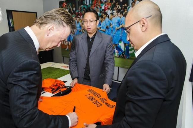 7 Juni 2013 Timnas Indonesia Vs Tmnas Belanda