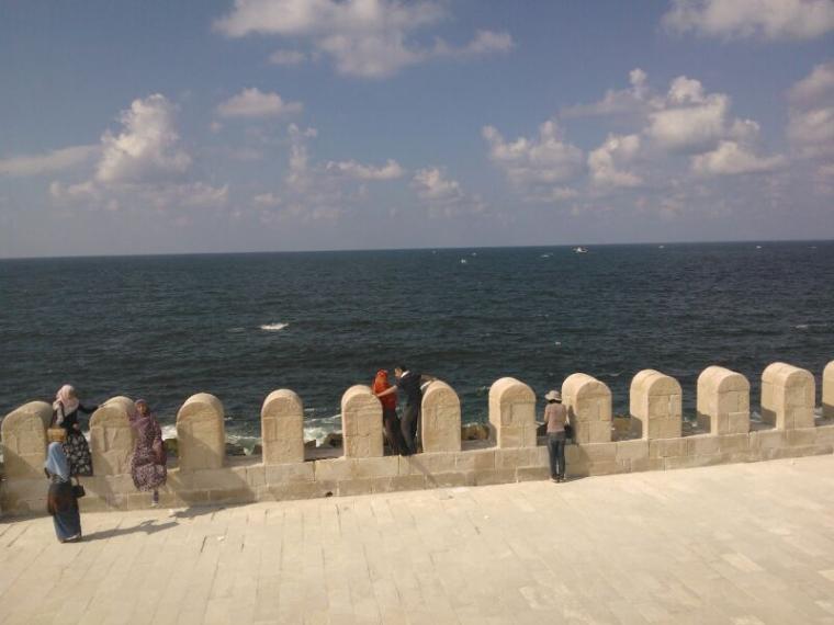 Galeri Foto: Alexandria, Mesir