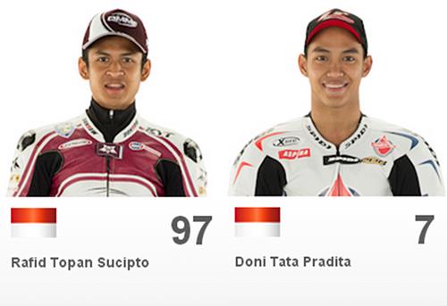 Apa Kabar Doni & Topan Moto2 Sirkuit Jerez Spanyol