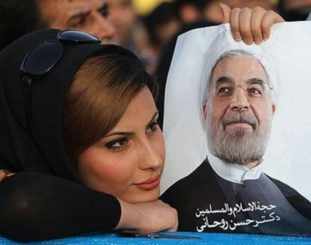 [Hassan Rowhani] Presiden Iran Terpilih Tanpa Dukungan Ulama Qum