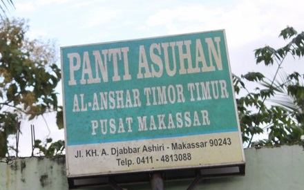 "Silaturahim ke Panti Asuhan Al-Anshar Timor Timur ""Rangkaian Kegiatan Menyambut MILAD IX KAMAKESA"""