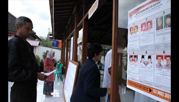 Pilwali Malang 2013: Plis, Kita Udah Bosen Liat Tampang Kalian