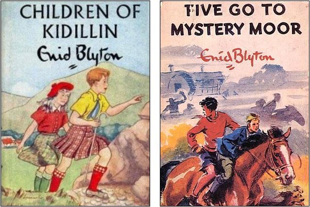 Buku Lima Sekawan Enid Blyton Dilarang Beredar di Sebuah Sekolah