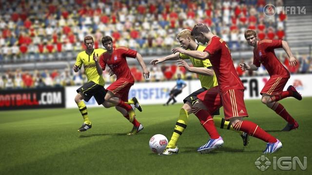 Apa Apa Kelebihan pada Game FIFA 14 ? FIFA 14 ?