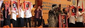 Prediksi Pilkada Jawa Timur: Petahana Akan Terjungkal