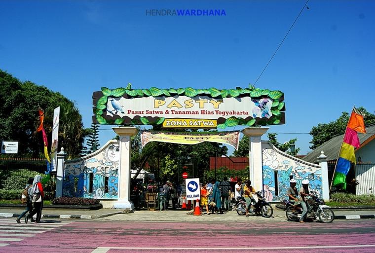 PASTY, Wajah Lain Pasar Satwa di Yogyakarta